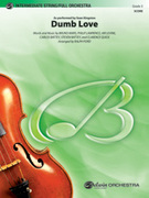 Cover icon of Dumb Love sheet music for full orchestra (full score) by Bruno Mars
