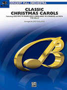 Cover icon of Classic Christmas Carols sheet music for full orchestra (full score) by Anonymous and Jack Bullock