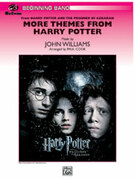 Cover icon of Harry Potter and the Prisoner of Azkaban, More Themes from sheet music for concert band (full score) by John Williams and Paul Cook