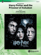 Cover icon of Harry Potter and the Prisoner of Azkaban, Selections from sheet music for concert band (full score) by John Williams and Michael Story