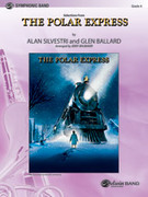 Cover icon of The Polar Express, Concert Suite from sheet music for concert band (full score) by Glen Ballard, intermediate