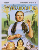Cover icon of The Wizard of Oz, Selections from: Song Kit #26 (COMPLETE) sheet music for choir by Anonymous and Debbie Cavalier, intermediate choir