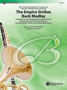Cover icon of The Empire Strikes Back Medley sheet music for concert band (full score) by John Williams and Paul Cook
