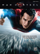 Cover icon of Goodbye My Son (from Man of Steel) sheet music for piano solo by Hans Zimmer, intermediate skill level