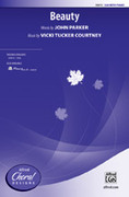 Cover icon of Beauty sheet music for choir (SSA) by Vicki Tucker Courtney