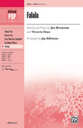 Cover icon of Falala sheet music for choir (SATB) by Jim Brickman, Victoria Shaw and Jay Althouse