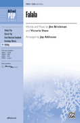 Cover icon of Falala sheet music for choir (SAB) by Jim Brickman, Victoria Shaw and Jay Althouse