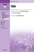 Cover icon of Falala sheet music for choir (SSA) by Jim Brickman, Victoria Shaw and Jay Althouse