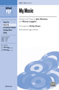 Cover icon of My Music sheet music for choir (SAB: soprano, alto, bass) by Jim Messina, Kenny Loggins, Loggins & Messina and Kirby Shaw, intermediate