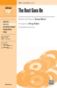 Cover icon of The Beat Goes On sheet music for choir (2-Part / SSA) by Sonny Bono, Sonny & Cher and Greg Gilpin, intermediate