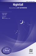 Cover icon of Nightfall sheet music for choir (SSAA) by Jay Althouse