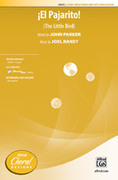 Cover icon of �El Pajarito! sheet music for choir (2-Part) by Joel Raney and John Parker