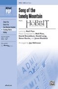 Cover icon of Song of the Lonely Mountain (from The Hobbit: An Unexpected Journey) sheet music for choir (SAB) by David Donaldson, Neil Finn, David Long, Steve Roche and Janet Roddick