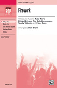 Cover icon of Firework sheet music for choir (SSATBB, a cappella) by Katy Perry, intermediate