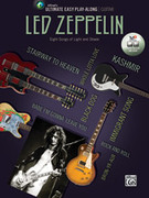 Cover icon of Stairway to Heaven sheet music for guitar solo (tablature) with audio/video by Jimmy Page, Led Zeppelin and Robert Plant