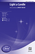 Cover icon of Light a Candle sheet music for choir (SSA) by Andy Beck, intermediate choir (SSA)