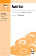 Cover icon of Rockin' Robin sheet music for choir (2-Part / SSA) by Jimmie Thomas and Andy Beck