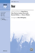 Cover icon of Roar sheet music for choir (SAB) by Katy Perry