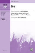 Cover icon of Roar sheet music for choir (SSA) by Katy Perry, intermediate