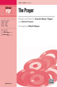 Cover icon of Prayer, The sheet music for choir (SATB) by Carole Bayer Sager