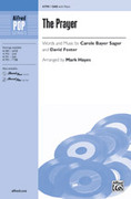 Cover icon of Prayer, The sheet music for choir (SAB) by Carole Bayer Sager, David Foster and Mark Hayes