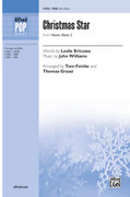 Cover icon of Christmas Star sheet music for choir (SAB) by John Williams, Leslie Bricusse, Tom Fettke and Thomas Grassi