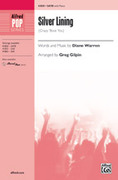 Cover icon of Silver Lining sheet music for choir (SATB) by Diane Warren and Greg Gilpin, intermediate choir (SATB)