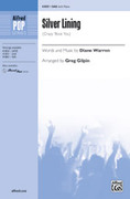 Cover icon of Silver Lining sheet music for choir (SAB) by Diane Warren and Greg Gilpin