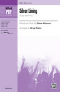 Cover icon of Silver Lining sheet music for choir (SSA: soprano, alto) by Diane Warren and Greg Gilpin, intermediate