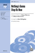 Cover icon of Nothing's Gonna Stop Us Now sheet music for choir (SAB) by Diane Warren, Albert Hammond and Alan Billingsley