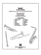 Cover icon of Honk! sheet music for choir (full score) by George Stiles and Anthony Drewe, intermediate