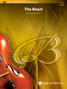 Cover icon of The Beast (COMPLETE) sheet music for string orchestra by Michael Story