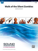 Cover icon of Walk of the Silent Zombies (COMPLETE) sheet music for string orchestra by Bob Phillips, intermediate skill level