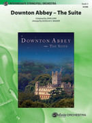 Cover icon of Downton Abbey O The Suite (COMPLETE) sheet music for full orchestra by John Lunn and Douglas E. Wagner