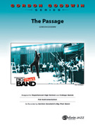 Cover icon of The Passage sheet music for jazz band (full score) by Gordon Goodwin, intermediate