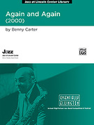 Cover icon of Again and Again (COMPLETE) sheet music for jazz band by Benny Carter