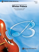 Cover icon of Winter Palace sheet music for string orchestra (full score) by Paul O'Neill, Trans-Siberian Orchestra and Bob Phillips, intermediate