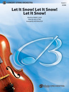Cover icon of Let It Snow! Let It Snow! Let It Snow! (COMPLETE) sheet music for string orchestra by Sammy Cahn, Jule Styne and Jack Bullock