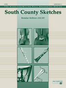Cover icon of South County Sketches (COMPLETE) sheet music for full orchestra by Brendan McBrien