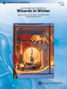 Cover icon of Wizards in Winter (COMPLETE) sheet music for full orchestra by Paul O'Neill, Robert Kinkel, Trans-Siberian Orchestra and Bob Phillips