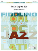 Cover icon of Road Trip to Rio (COMPLETE) sheet music for string orchestra by Bert Ligon, intermediate