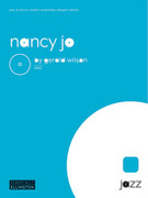 Cover icon of Nancy Jo sheet music for jazz band (full score) by Gerald Wilson