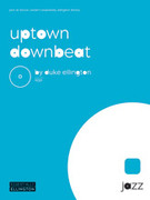 Cover icon of Uptown Downbeat sheet music for jazz band (full score) by Duke Ellington