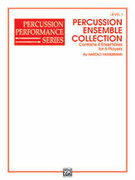 Cover icon of Percussion Ensemble Collection, Level I sheet music for percussions (full score) by Harold Farberman
