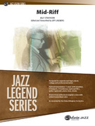 Cover icon of Mid-Riff sheet music for jazz band (full score) by Billy Strayhorn and Jeff Lindberg