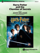 Cover icon of Harry Potter and the Chamber of Secrets, Themes from sheet music for full orchestra (full score) by John Williams and Bob Cerulli, intermediate