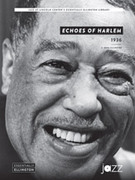 Cover icon of Echoes of Harlem (COMPLETE) sheet music for jazz band by Duke Ellington, intermediate
