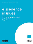 Cover icon of Dissonance in Blues sheet music for jazz band (full score) by Gerald Wilson, intermediate skill level