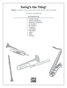 Cover icon of Swing's the Thing (COMPLETE) sheet music for Choral Pax by Anonymous and Alan Billingsley, easy/intermediate skill level
