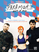 Cover icon of Ain't It Fun sheet music for piano solo (big note book) by Hayley Williams